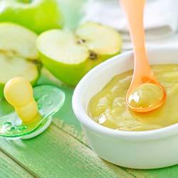 Alimentos infantiles ecológicos